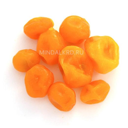 Кумкват вяленый оранжевый