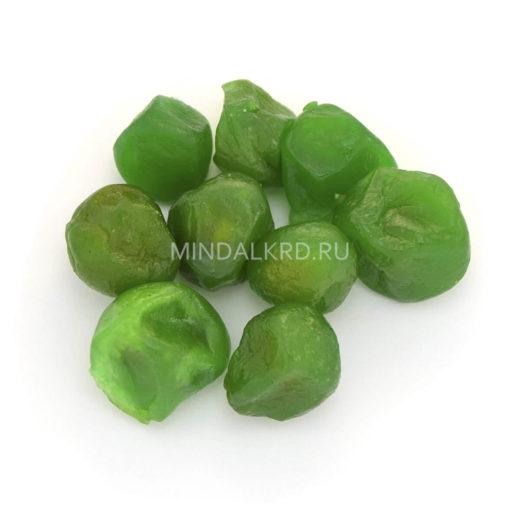Кумкват вяленый зеленый