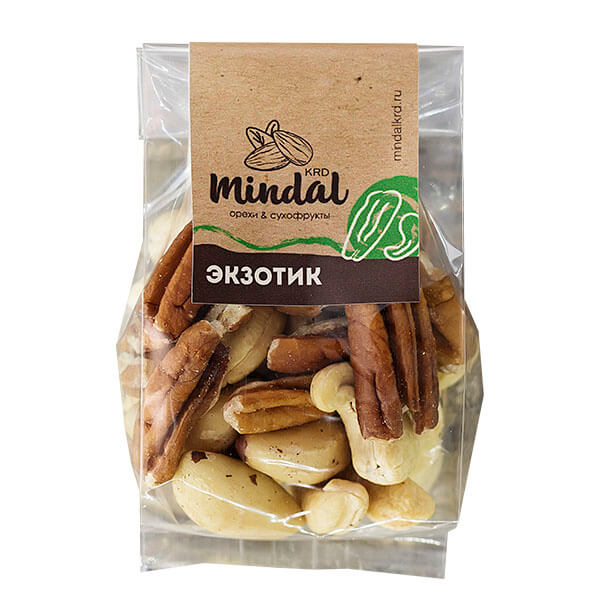 Орехи для кофейни и магазина